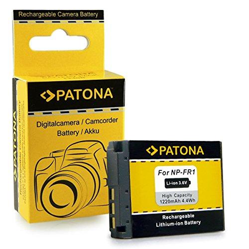 Akku / Batterie wie NP-FR1 für Sony Cybershot DSC-F88 | DSC-P100 | DSC-P120 | DSC-P150 | DSC-P200 | DSC-T30 | DSC-T50 | DSC-V3