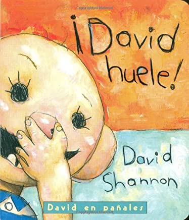 David en Panales (David Smells! A Diaper David Book Spanish