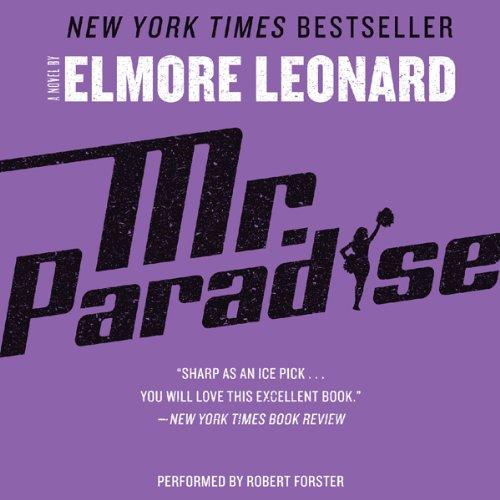 Mr. Paradise audiobook cover art