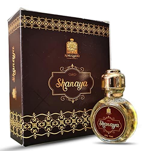 AdilQadri Shanaya Luxury Unisex 100% Alcohol Free Long Lasting Attar Perfume (15 ML)