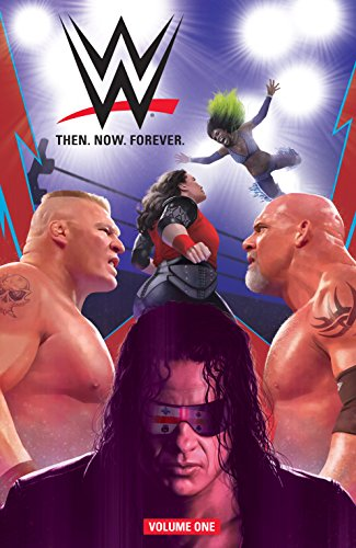 WWE: Then. Now. Forever. Vol. 1 (English Edition)
