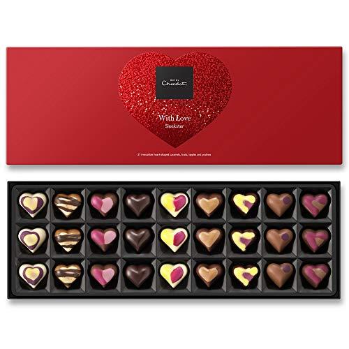 Hotel Chocolat The With Love Sleekster – 27 Chocolates, 290g