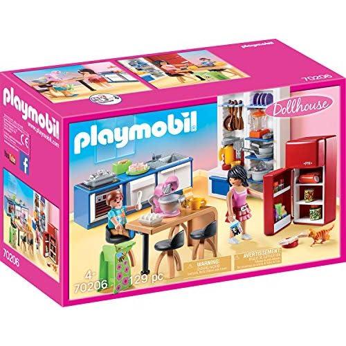 Playmobil Dollhouse 70206 - Cucina, dai 4 anni