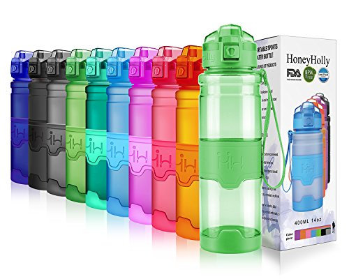 2 x Tritan Bouteille 0,75 L//Bouteille D/'Eau Sport Bouteille BPA Libre de l/'eau
