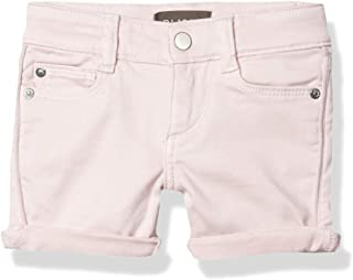 DL1961 Girls Toddler Piper Rolled Cuff Short