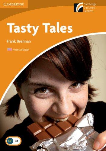 Tasty Tales Level 4 Intermediate American English (Cambridge Discovery Readers, Level 4)の詳細を見る