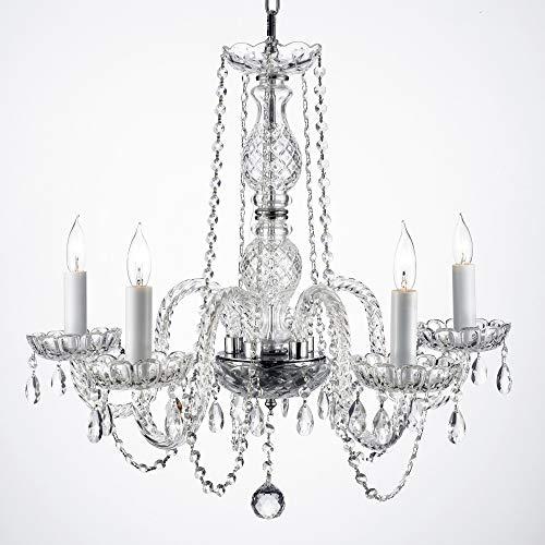 Empress Crystal (tm) Chandelier Chandeliers Lighting H25' x W24'