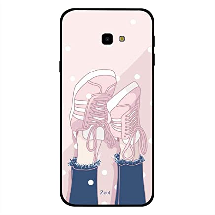 Samsung Galaxy J4 Plus Case Cover Shoes Laces