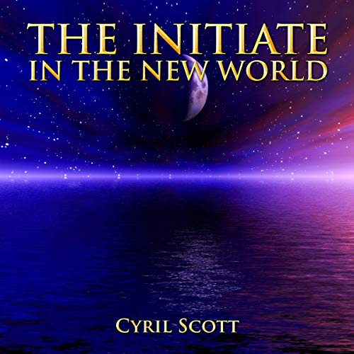 The Initiate in the New World audiobook cover art
