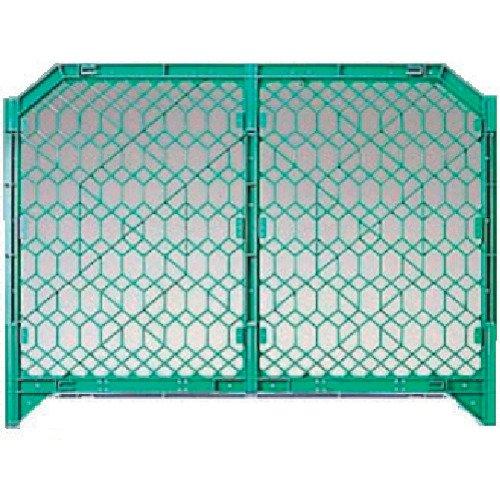 DIC(ディック) ディックSPフェンス 1500×1200 緑 DSPF1500
