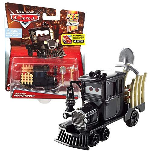 Disney/Pixar Cars Diecast Galloping Geargrinder Vehicle by Mattel
