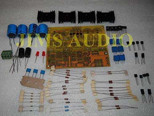 Sale!! Symmetric Complementary J-FET preamplifier JC-2 kit