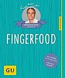 Fingerfood: 40 Jahre Küchenratgeber: die limitierte Jubiläumsausgabe (GU Sonderleistung)