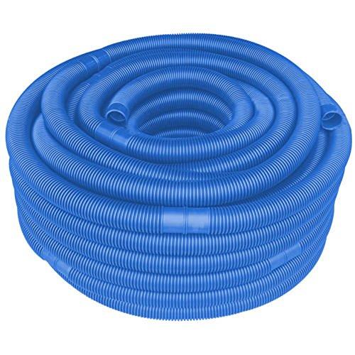 Summer Fun / 15 Meter / Verschiedene Längen zur Auswahl / 32 mm Durchmesser / Schwimmbad- Schlauch Poolschlauch / hochwertiger Wasserschlauch für Pool und Schwimmbecken / UV, Druck und Chlor beständig