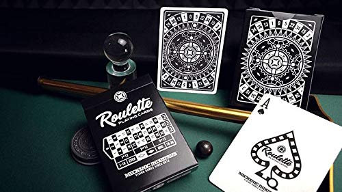 Mazzo di carte Roulette Playing Cards by Mechanic Industries