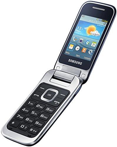 Samsung C3590 Telefono Cellulare, Marchio TIM, Nero [Italia]