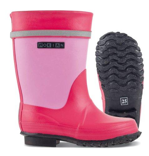 Nokian Footwear - Gummistiefel -Vikla- (Kids) Pink/Fuchsia, Größe 29 [407-81-29]