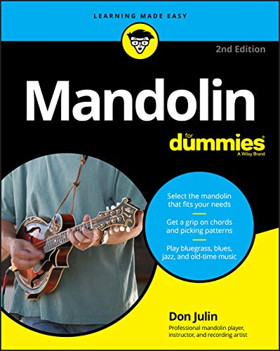 Mandolin For Dummies, 2nd Edition