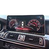 ZWNAV 12,3 Pouces Android 10.0 Autoradio pour BMW Série 5 F10 F11 2011-2016, Radio Lecteur...