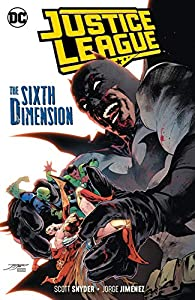 Justice League (2018-) Vol. 4: The Sixth Dimension