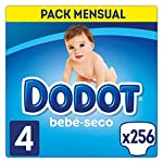 Dodot Bebé-Seco - Pañales Talla 4 (9-14 ...