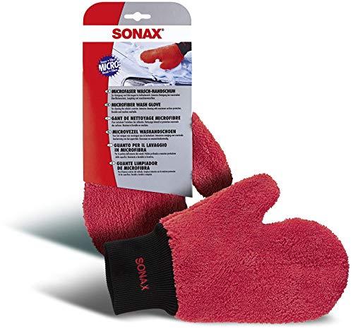 SONAX No de artículo 04282000 Guante de lavado de microfibr
