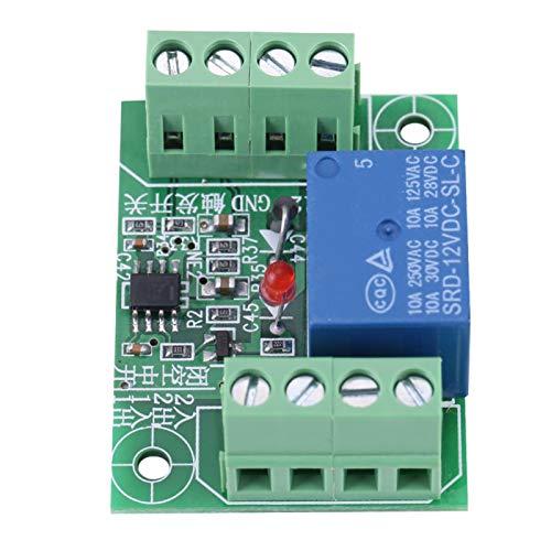 Módulo de control de relé conveniente, relé de interruptor de gatillo, para interruptor de gatillo de 12V CC