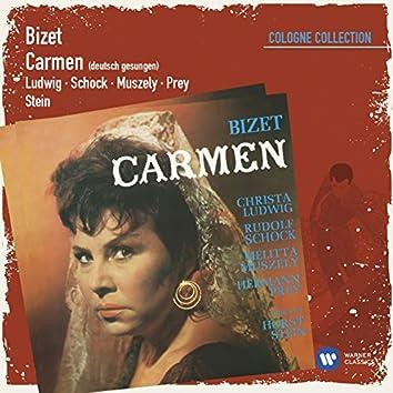 Bizet: CARMEN (sung in German)
