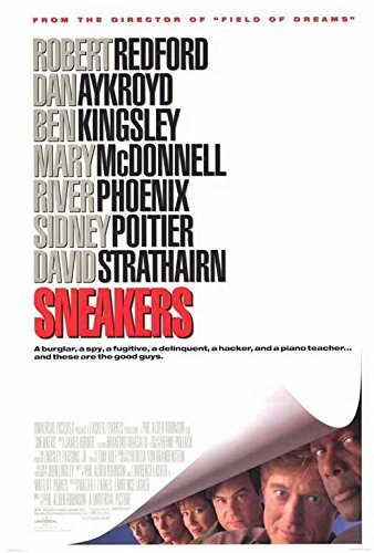 Sneakers POSTER Movie (27 x 40 Inches - 69cm x 102cm) (1992)