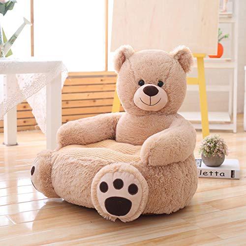50 * 50 * 45 cm Niedlichen Cartoon Kinder Sofa Plüschtier Sitz Baby Nest Bett Erwachsene Kissen Kissen Plüsch Teddybär Panda-Bear_50 * 50 * 45 cm