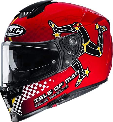 HJC Helmets R-PHA-70 ISLE OF MAN IOM TT L, iom-mc1