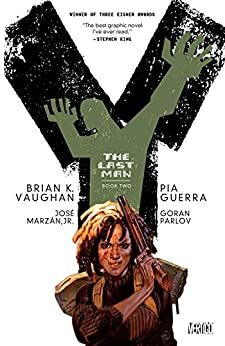 Y: The Last Man: Book Two by [Brian K. Vaughan, Pia Guerra]