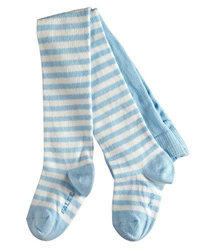 FALKE KGaA FALKE Baby Strumpfhosen Stripe - Baumwollmischung, 1 Stück, Blau (Powder Blue 6250), 80-92