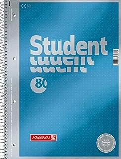 10x Sonderotition Brunnen Collegeblock DOT•TORE punktkariert A4,80Blatt,90g m² B0137BWWDQ  Billig ideal