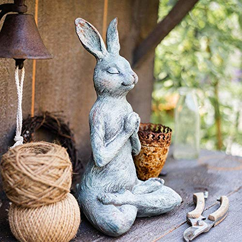 10 best garden yoga statues and figurines for 2020