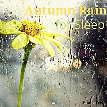 Autumn Rain for Sleep