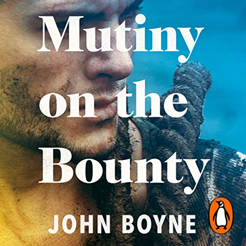 Mutiny on the Bounty cover art