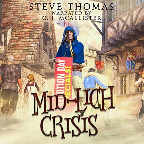 Mid-Lich Crisis cover art