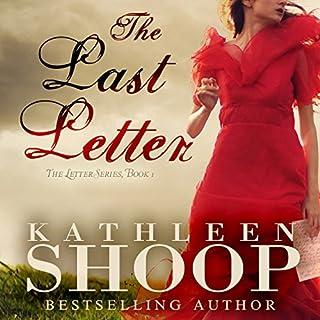The Last Letter audiobook cover art