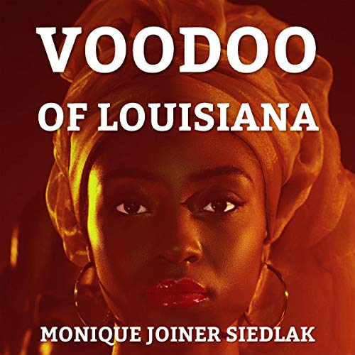 Voodoo of Louisiana audiobook cover art