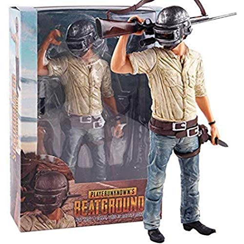 Ly-Figures PUBG Male Characters Figur Statue