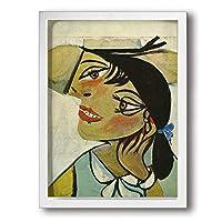 noanybetter パブロ・ピカソ Picasso 名画 アートパネル 絵画 ポスター 印刷 ダンフレーム キャンバス 壁飾り おしゃれ インテリア 北欧 モダン