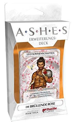 Ashes: Die brüllende Rose • Erweiterungs-Pack 4