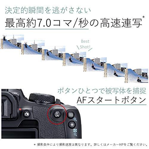 Canon(キヤノン)『EOSKissX10i・ダブルズームキット(3923C003)』