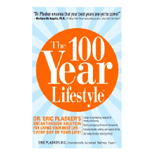 The 100 Year Lifestyle cover art