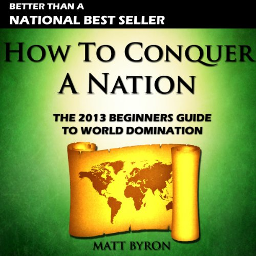How to Conquer a Nation cover art
