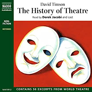 The History of Theatre Titelbild
