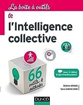 La Boîte à outils de l'intelligence collective de Béatrice Arnaud