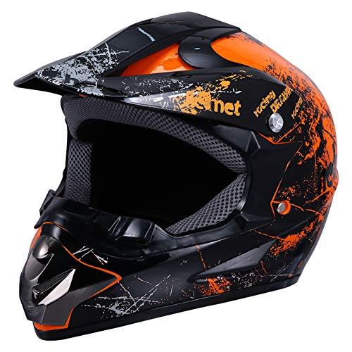 VOSAREA Bike Helm Mountain Road Fahrrad Helm Einstellbar Erwachsene Radfahren Helm...