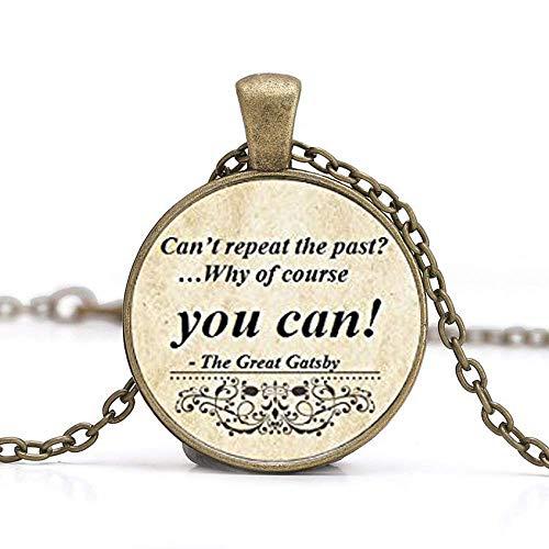 Sie können Anhänger, Halskette Schmuck, wunderbaren Bestseller Buch Anhänger Love Story